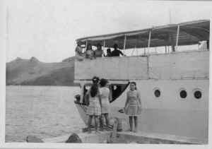 Le Kaoha Nui et le ramassage scolaire