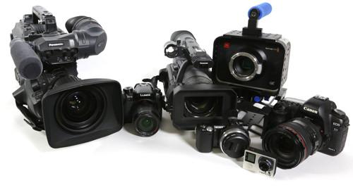 Kameraverleih in Leipzig