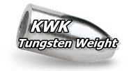 30% off Discount KWK Tungsten Weight