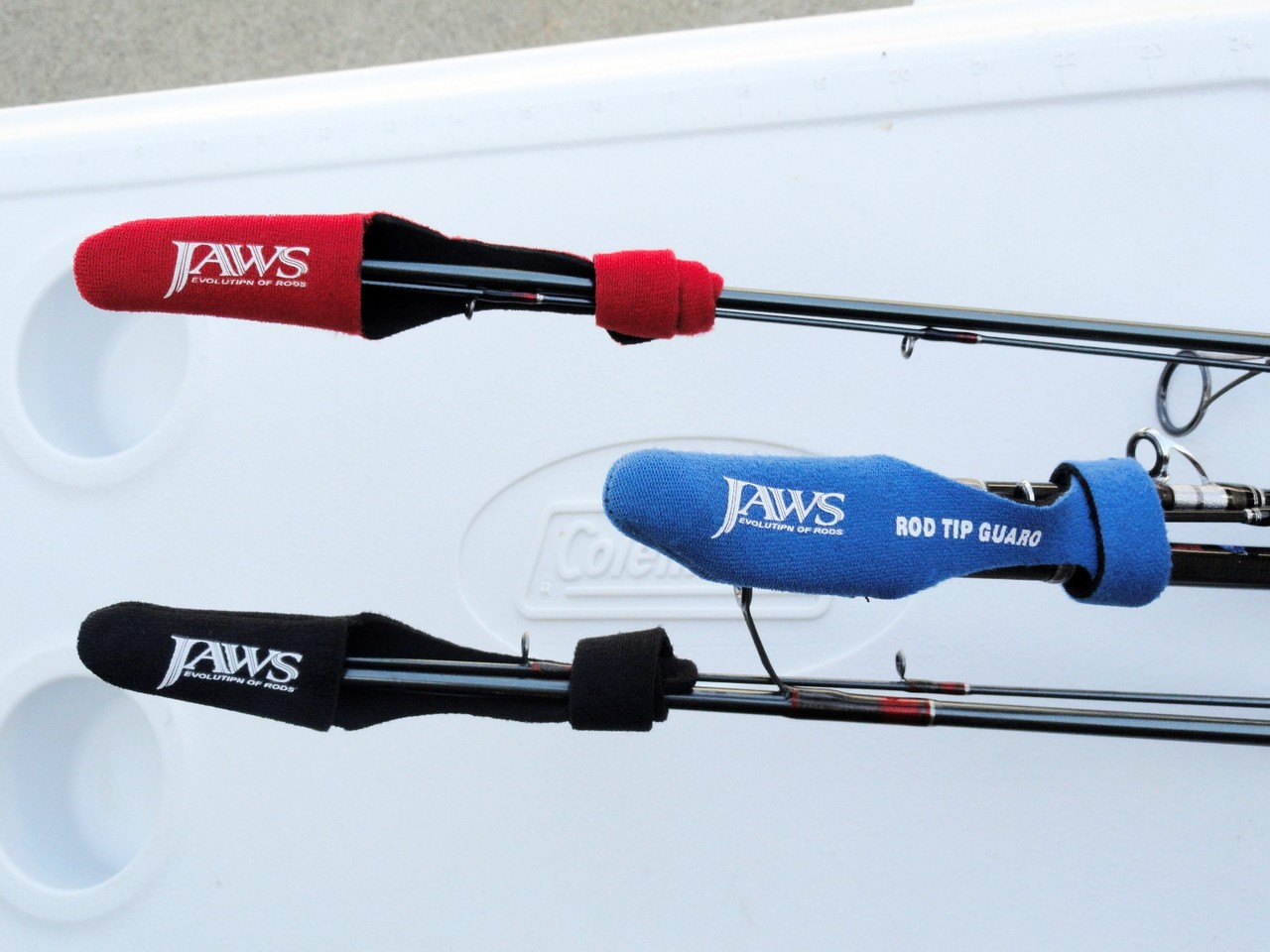 Jaws Rod Top Protector Ii For Rod Tip Protection Pbm
