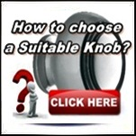 How to choose a suitable knob for your reel?