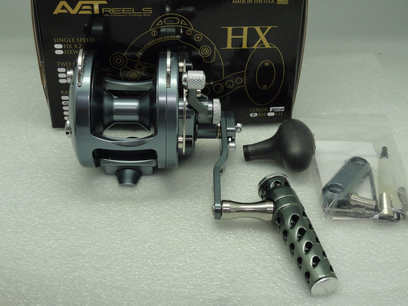 T Bar T092A Package For Avet Reels
