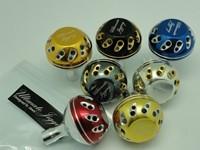 Ultimate Jigging 40mm Knob Installation & Examples