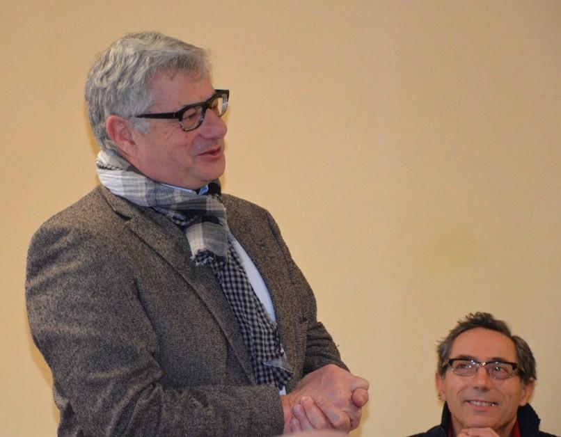 Félicitations du Maire de La Roche de Glun Hervé Chaboud
