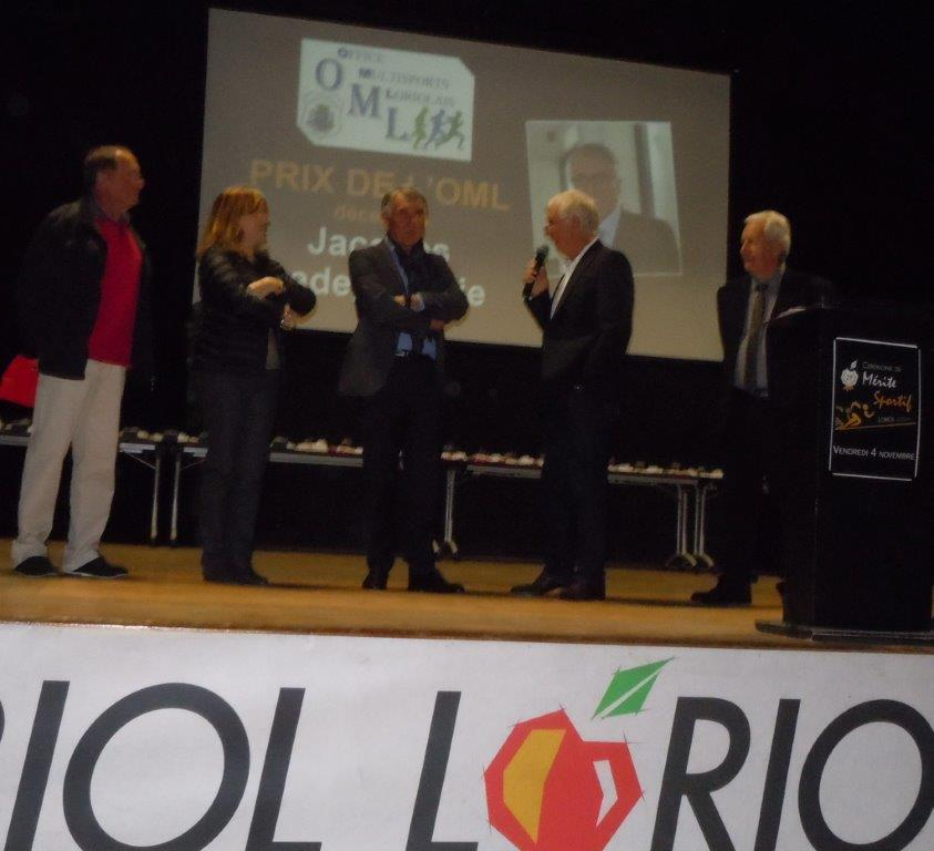 Prix de l'OML à J.Ladegaillerie