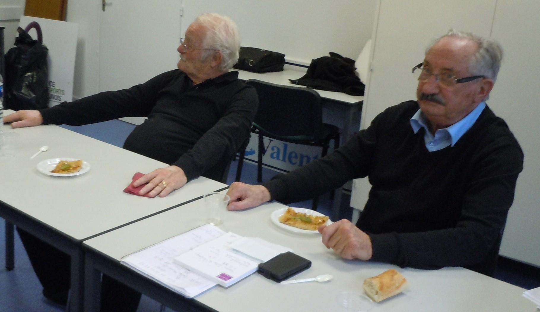 Gérard et Jean-Marc