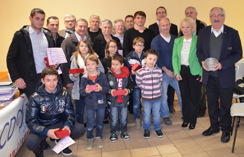 Famille Ponsot et JM Abattu et R.Poulet