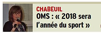 Dauphiné Libéré -29-01-2018-Chabeuil