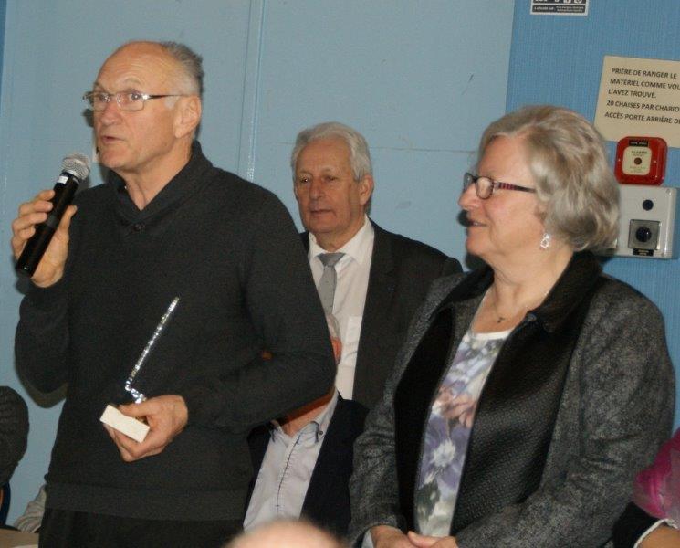 A.Coquelet, C.Aurias et Y.Saint-Clair