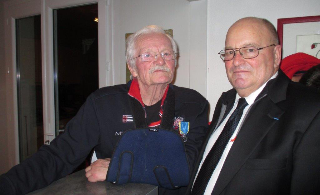 Gérard et Robert