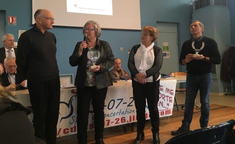 Trophée 2017- La ville Guilherand  A. Coquelet