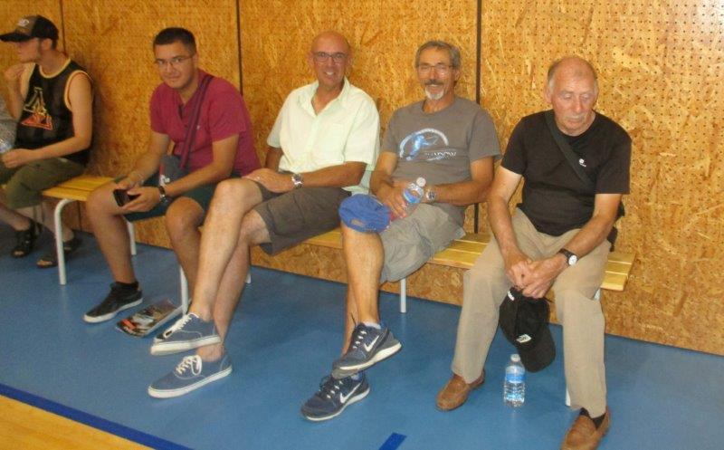 Représentants du CDOTS 07-26