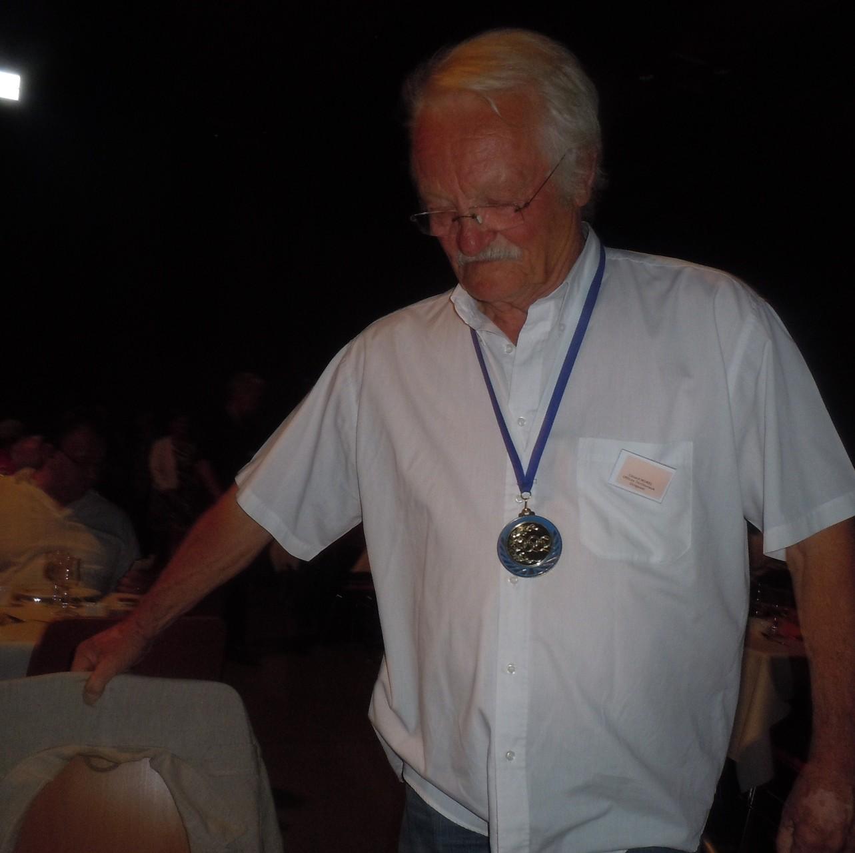 retour de Gérard Morel récompensé