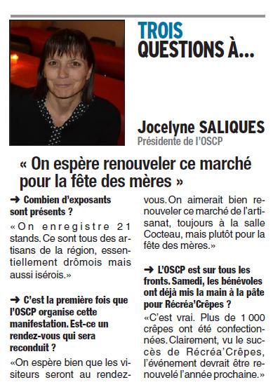 Dauphiné Libéré -05-02-2018
