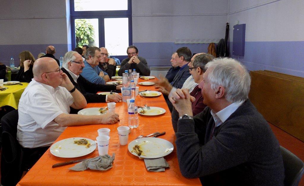 OSV, La Roche de Glun, Montélimar, Chabeuil et l'OML discutent
