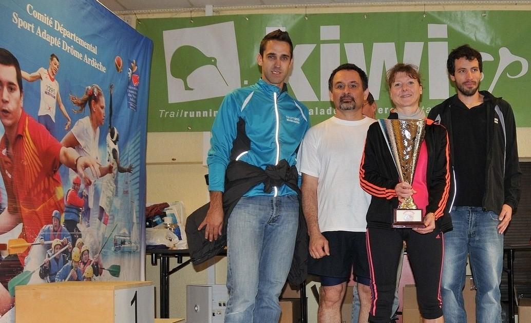 Remise du Trophée Entreprise 2014 à l'Entreprise Billon de Portes-lès-Valence