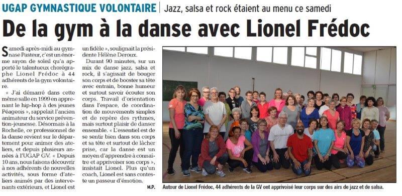 Dauphiné Libéré du 20-03-2018-UGAP gym volontaire- Bourg de Péage