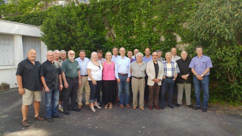 Les représentants des Offices Auvergne et Rhône-Alpes
