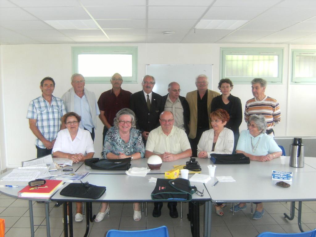 CA de Bourg Saint Andéol le 11 juin 2011