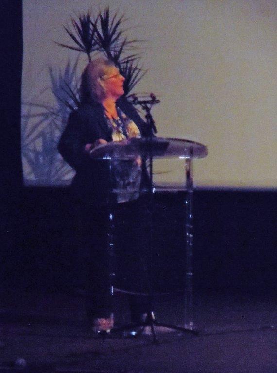 12-05-2018- Congrès FNOMS-Présentation de Femme et Sport