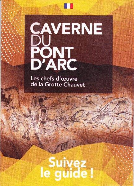 Visite de la reconstitution de la  Grotte Chauvet