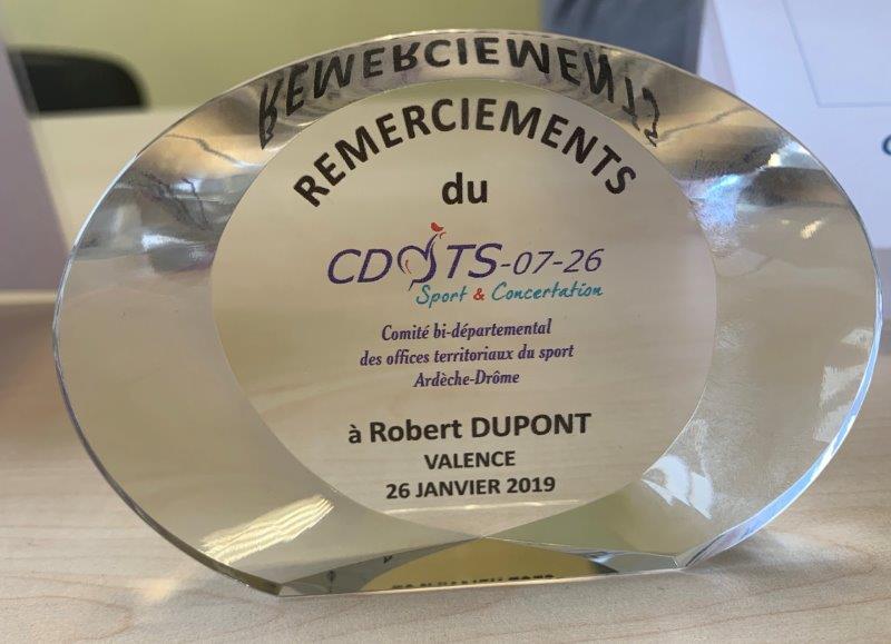 A Robert Remerciements