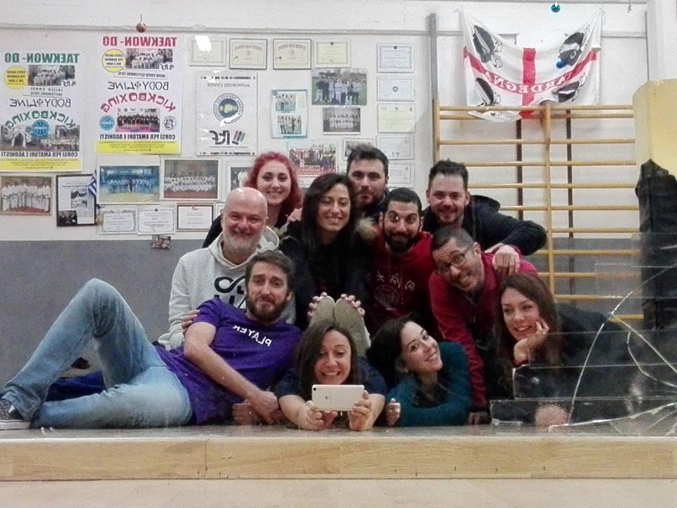 Formation à l'improvisation à Piombino (Italie)