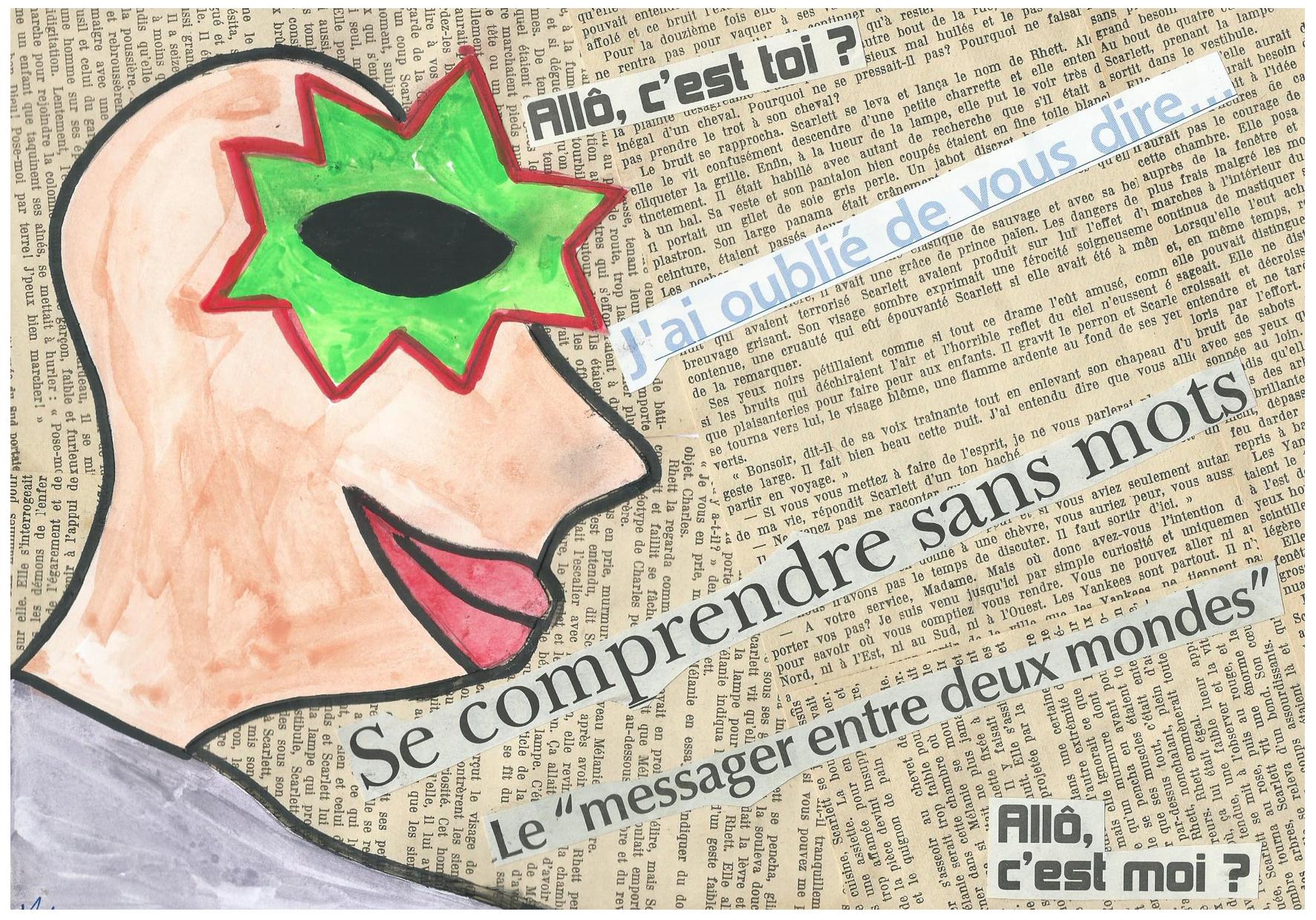 Un collage de March Chambeau