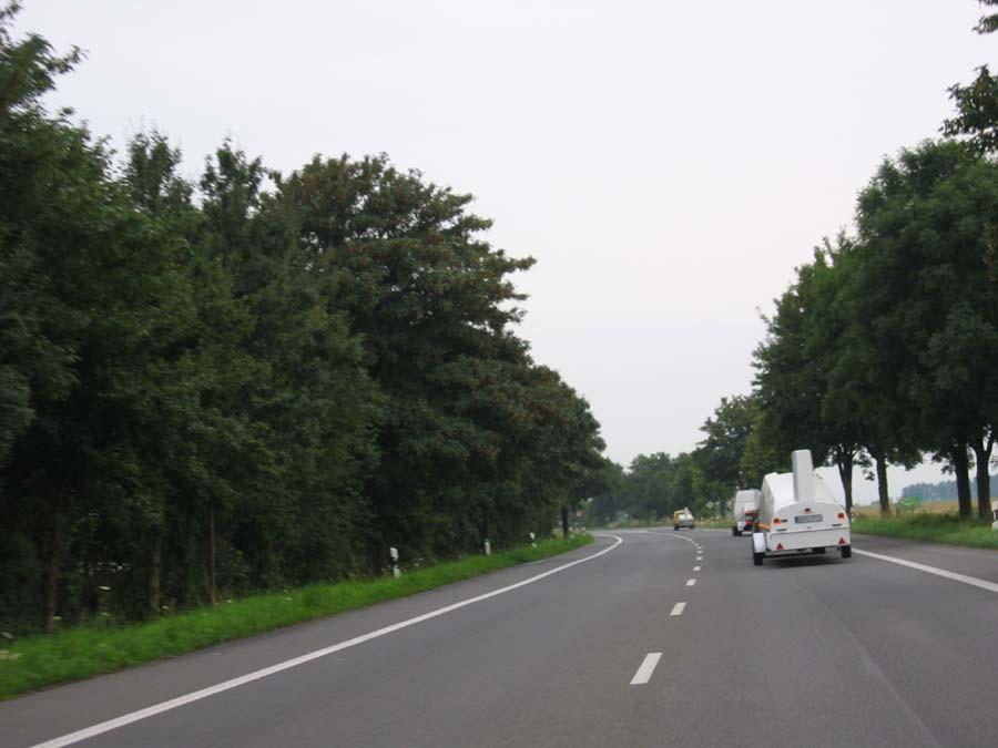 Unterwegs nach Wershofen