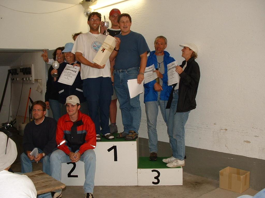 Die Sieger des 2.Eifeler Regionalcups 2004