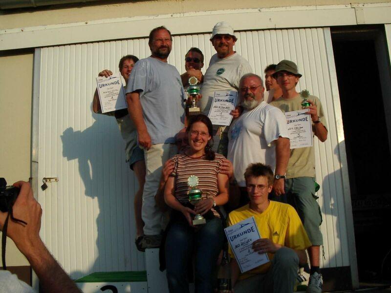 Die Gewinner des 1.Eifeler Regionalcups