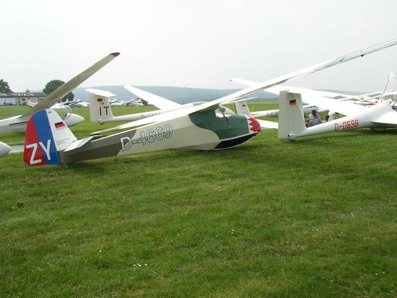 L-Spatz 55 ZY - Wolfgang Zeyen