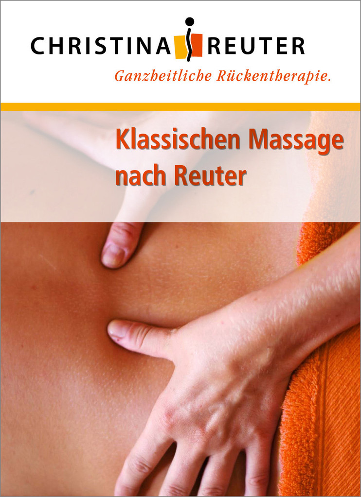 Rückenmassage Anleitung