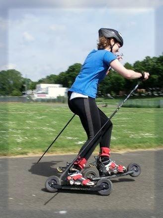 Roll dich fit und gesund mit Cross Skating im Skike Verein Köln Bonn