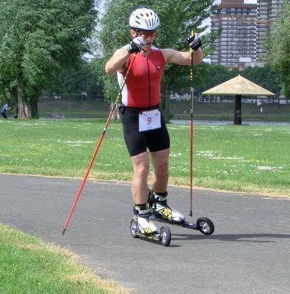Moderner Biathlon mit Lasergewehren