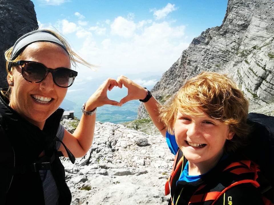 Melanie-Christine Kuhles | freie Traurednerin | Bergliebhaberin | Wandersfrau | Freie Trauung in den Bergen
