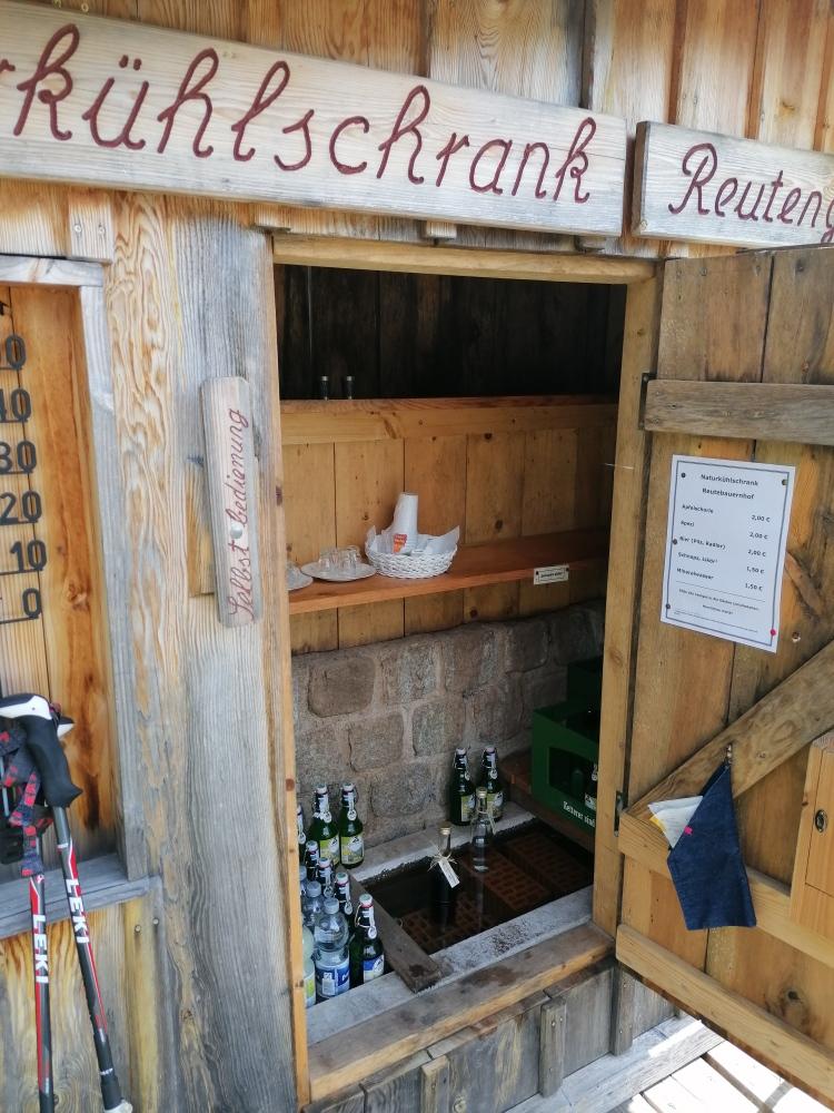 Naturkühlschrank Nummer 1