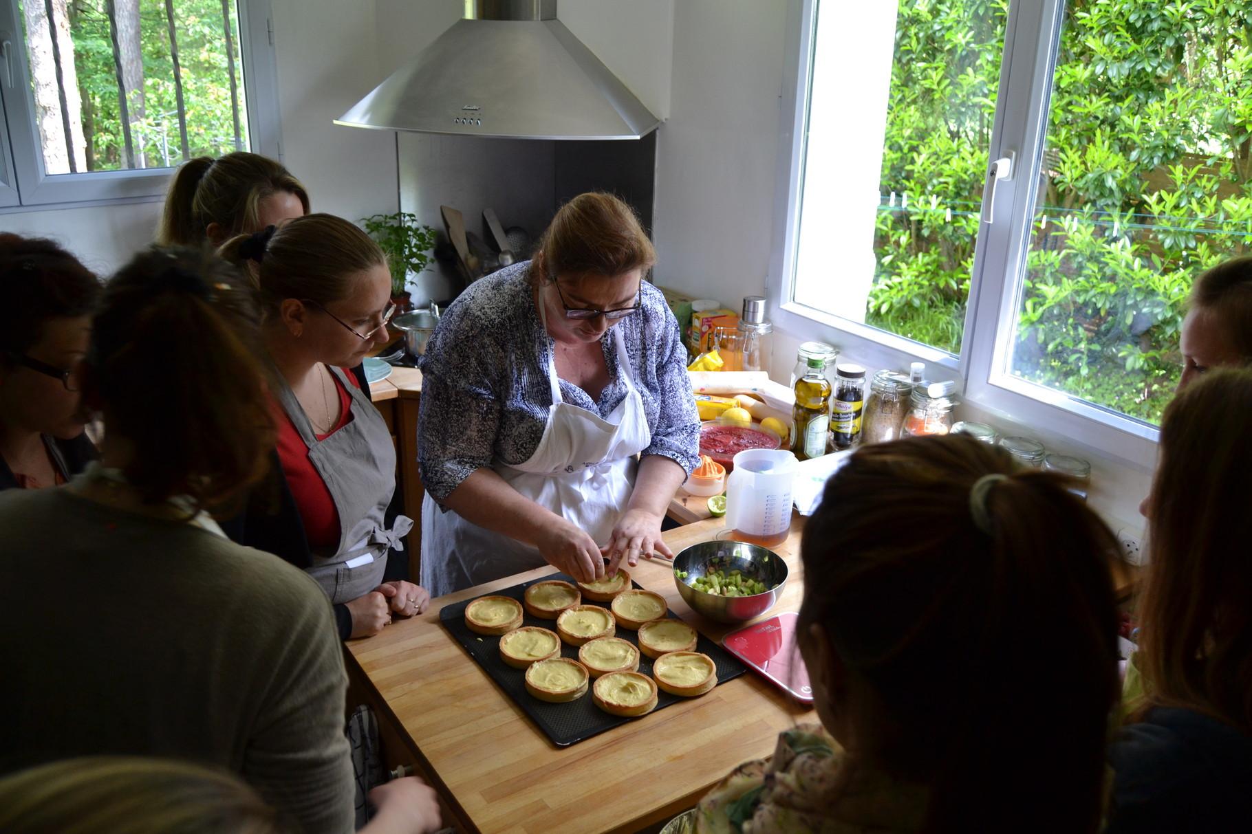 Cours de Cuisine et de Pâtisserie Adultes