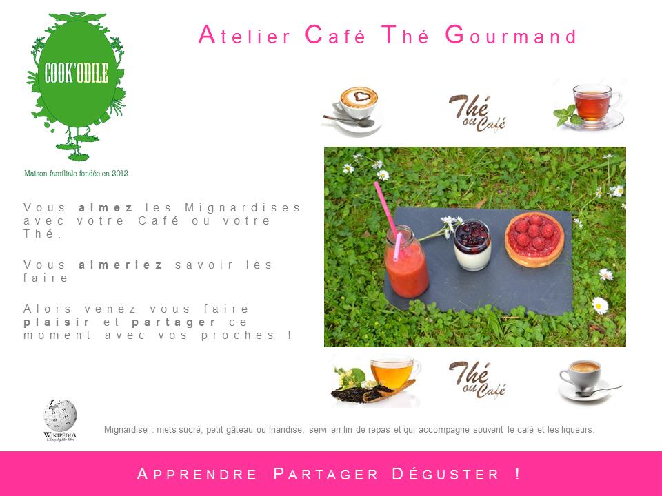 Atelier Café Thé Gourmand