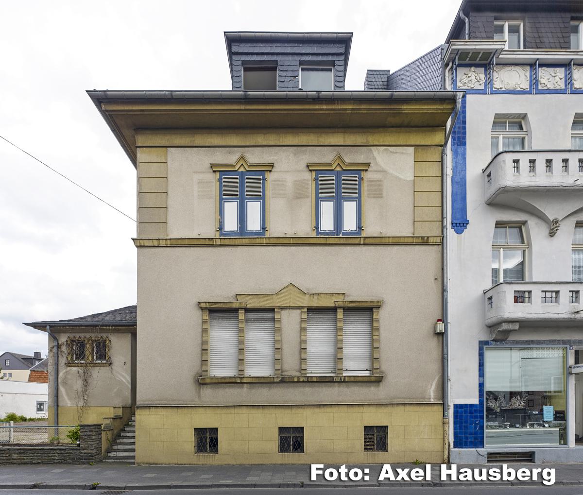 Historische Gebäude in Not/verloren - lebenswertestadt