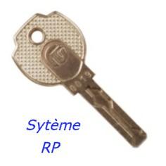Clé programmation RP