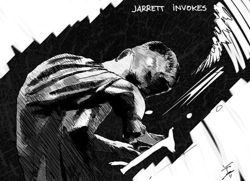 Jarrett invoques