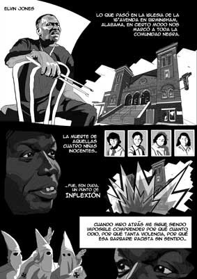 Página de libro sobre John Coltrane. Actualmente en proceso de elaboración.