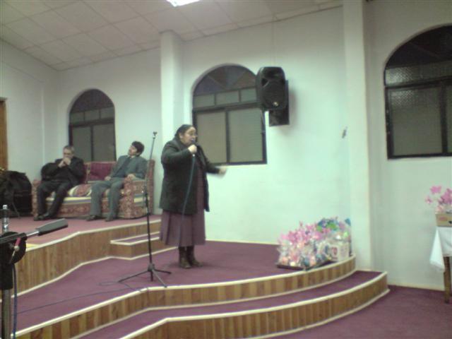 Nuestra Pastora.