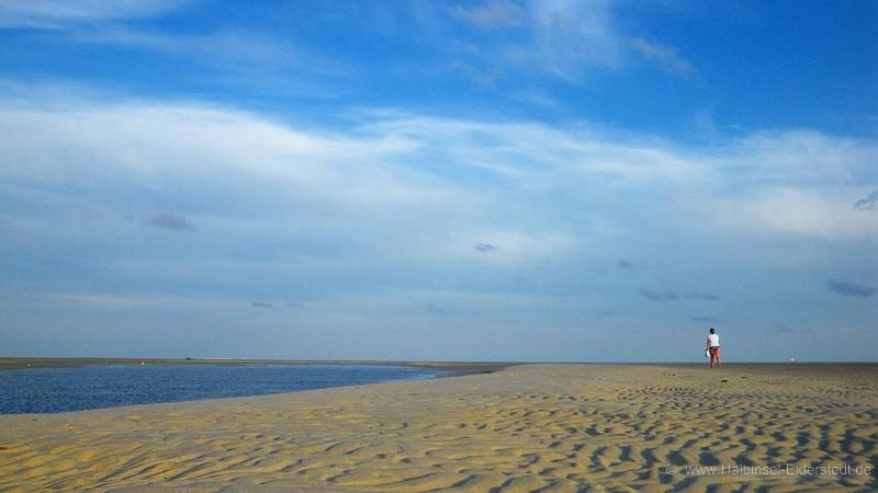 Sandbank  Böhler Strand