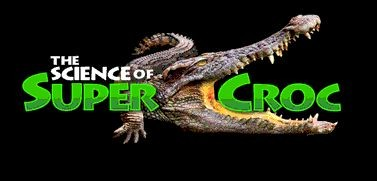Click on the picture to go to our Science page and learn more about Super Crocs.