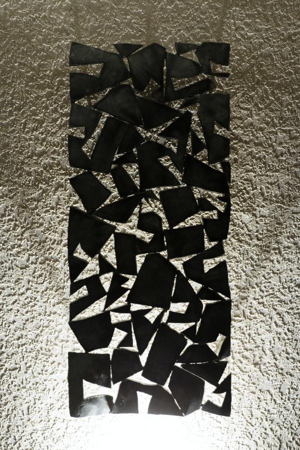 Sky Crackers 2 (70x30,5x6 cm) ©Michel LAURENT