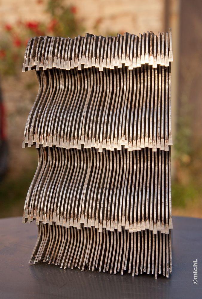 Scierie à vendre / Acier  © Michel LAURENT / MichL