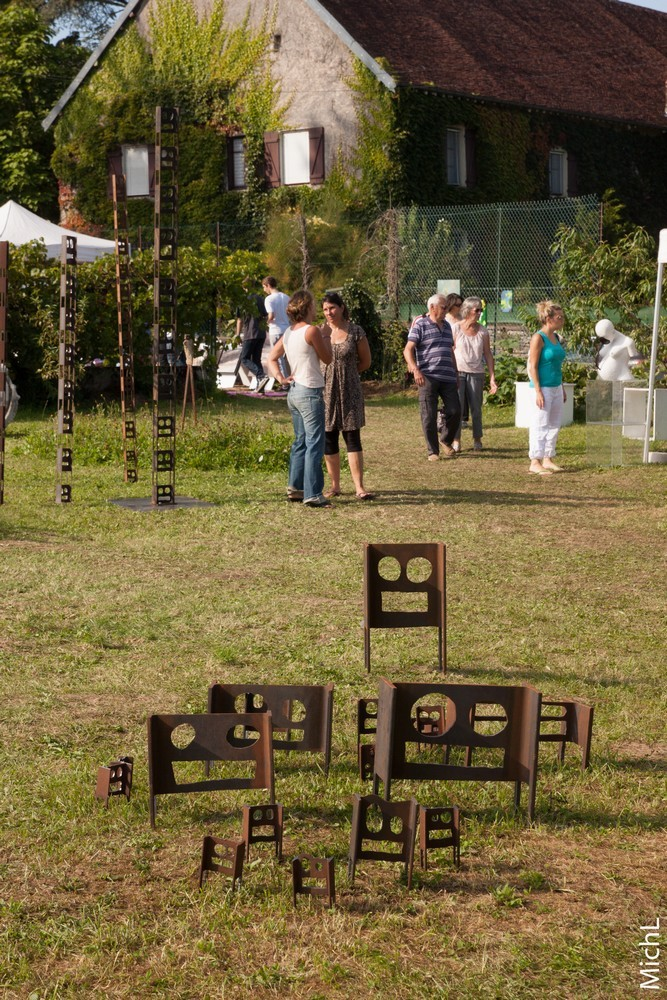 "Lors de ""Garden Exhibit"" en septembre 2014 à Montagney...    © Michel LAURENT (MichL)"