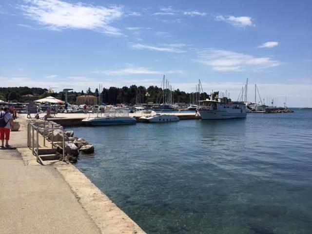 Der Hafen von Porec, mehr Bilder gibt es leider nicht, sind irgendwie gelöscht worden.
